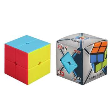 ShengShou SengSo Legend  2x2x2 Magic Cube 2x2 Cubo Magico Professional Neo Cubing Speed Puzzle Antistress Toys For Children - discount item  41% OFF Games And Puzzles