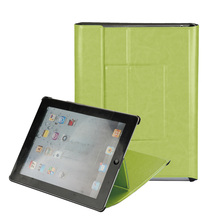 PU leather cover case for iPad 9.7 air 1 2 Generation Magnetic Flip smart Sleep Wake up IPAD 4 3