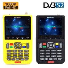 V8 Finder Digital Satellite Finder 3.5 pollici LCD Satellite Finder Digital Satellite Signal Finder Meter Satellite Meter Satellite
