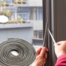 9*9MM Silicone Strip Door And Window Sealing Strip Bathroom Window Household Heating Door Cover Heat Insulation Soundproofing9
