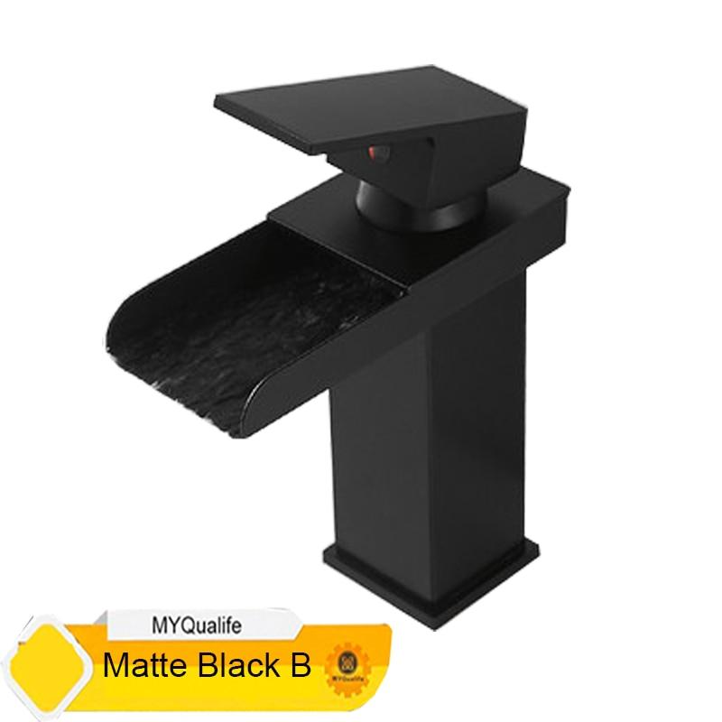 Matte Black D