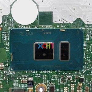 Image 4 - ديل انسبايرون 13 7353 7359 7568 15 CN 0KN06J 0KN06J KN06J i3 6100U 2.3 جيجا هرتز DDR3L اللوحة المحمول اللوحة اختبارها