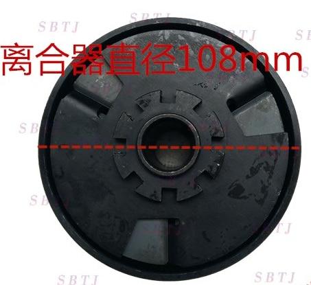 168f 170f gx160 roda dentada centrífuga automática