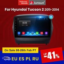 Junsun v1 pro 2g + 128g android 10 para ix35 hyundai tucson 2 2009 - 2015 rádio do carro reprodutor de vídeo multimídia gps 2 din dvd