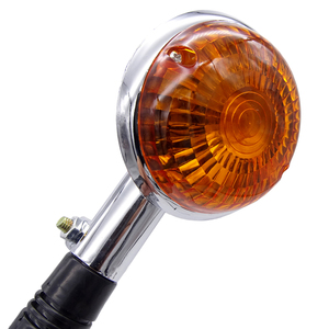 Image 3 - Moto Anteriore Lens Indicatori Ambra Segnale Lampeggiatori Luce Per Yamaha Virago XV250 250 2006 V MAX1200 V star XVS400 XVS650 XVS1100