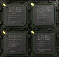 100% NOVA Frete grátis XC3S400AN 4FGG400C BGA|Peças e acessórios de reposição| |  -