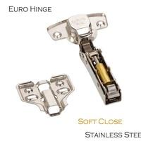 KeenKee Cabinet cupboard etc furniture  door Hinges stainless steel hydrolic pump Soft Close Heavy Duty Euro Hinge|Cabinet Hinges| |  -