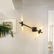 Прикроватный светильник tiooka в скандинавском минималистическом