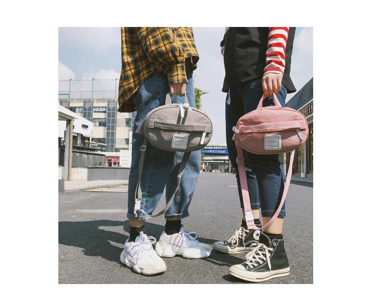 Menghuuo Waist Bag Women Fanny Packs Belt Bag Luxury Brand Nylon Chest Handbag 5 Colors 2018 New Fashion Hight Quality Waist Bag_39-1_13