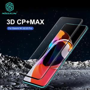 Image 1 - NILLKIN 3D DS 보호 스크린 보호대 xiaomi mi 10 Glass 6.67 xiaomi mi 10 pro 강화 유리 xiaomi 10 Glass