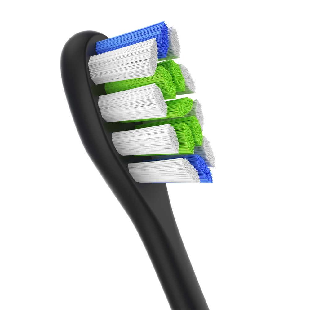 Głowice Oclean X / SE/One/rozpylacz 2 szt./4 szt. Automatyczne elektryczne szczoteczki do zębów Sonic dokładne czyszczenie końcówki do szczoteczki