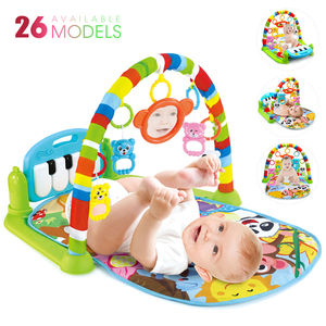 26 Styles Baby Music Rack Play Mat Kid Rug Early Education Puzzle Carpet Piano Keyboard Infant Playmat Baby Gym Crawling Pad Toy(China)