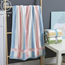 70x140cm Oversized Bathroom Cotton Towel Shower Absorbent Quick Drying Terry Bath Men Women Couple Home Cute Luxury Beach Towels