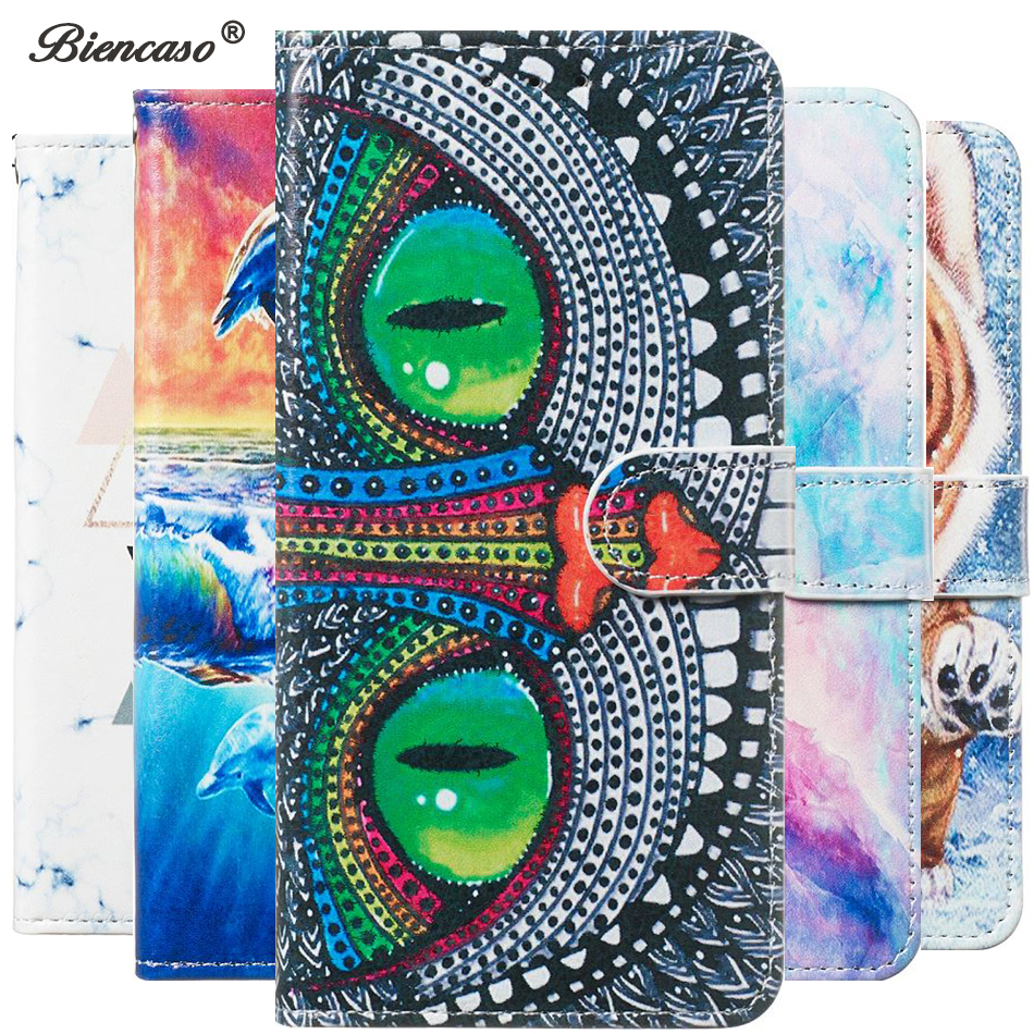 Wallet Flip Phone Case For <font><b>Samsung</b></font> A80 <font><b>Back</b></font> <font><b>Cover</b></font> For <font><b>Samsung</b></font> Galaxy <font><b>J4</b></font> J6 A70 A60 A90 J8 2018 J3 Pro 2017 J330F S10e S10 Plus image