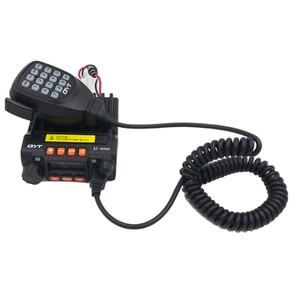 Image 2 - QYT KT 8900 מיני נייד רדיו Dual band 136 174MHz 400 480MHz 25W משדר KT8900 רכב ווקי טוקי