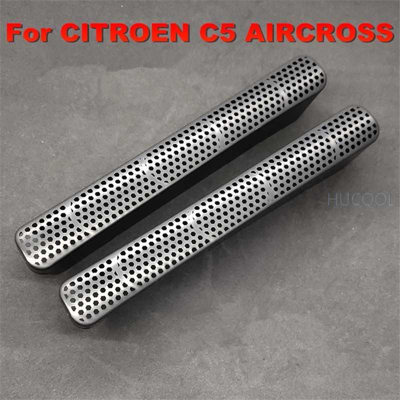 Per CITROEN C5 AIRCROSS seggiolino auto posteriore aria condizionata uscita aria coperchio antipolvere coperchio di protezione anti-blocco accessori auto