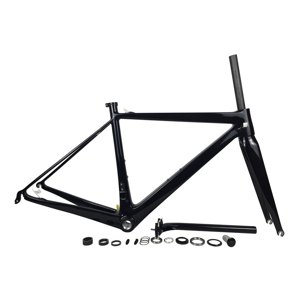 Spcycle T1100 Carbon Road Bike Frame BSA Di2 And Mechanical Road Bicycle Frameset Ultralight 800g Top Quality 2 Year Warranty
