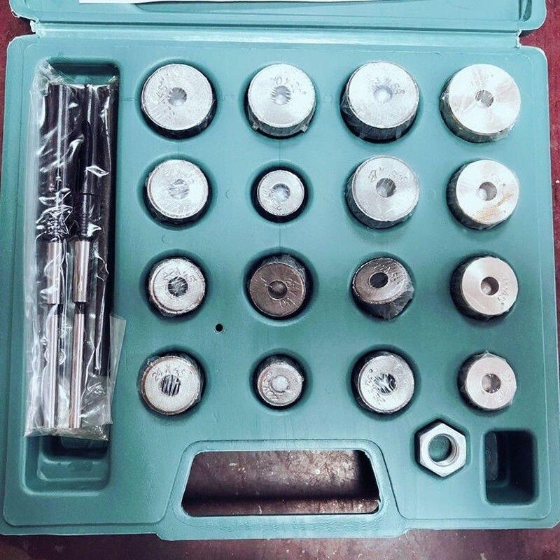 Клапан Расширитель сиденья мотоцикл ремонт резак клапан набор инструментов подходит для Honda Suzuki