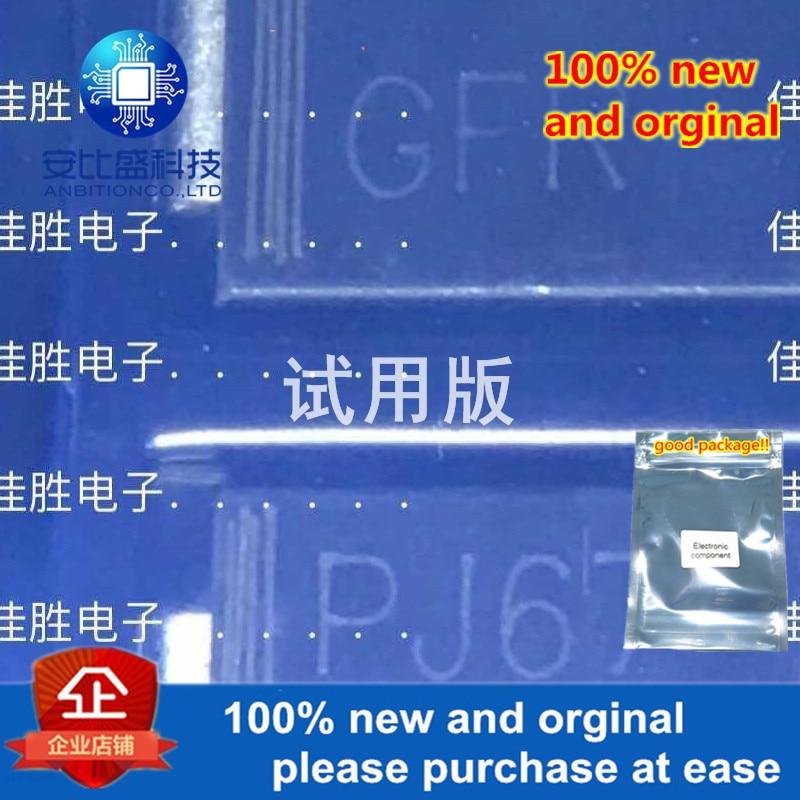20pcs 100% New And Orginal 1.5SMCJ40A DO214AB Silk-screen GFR  In Stock