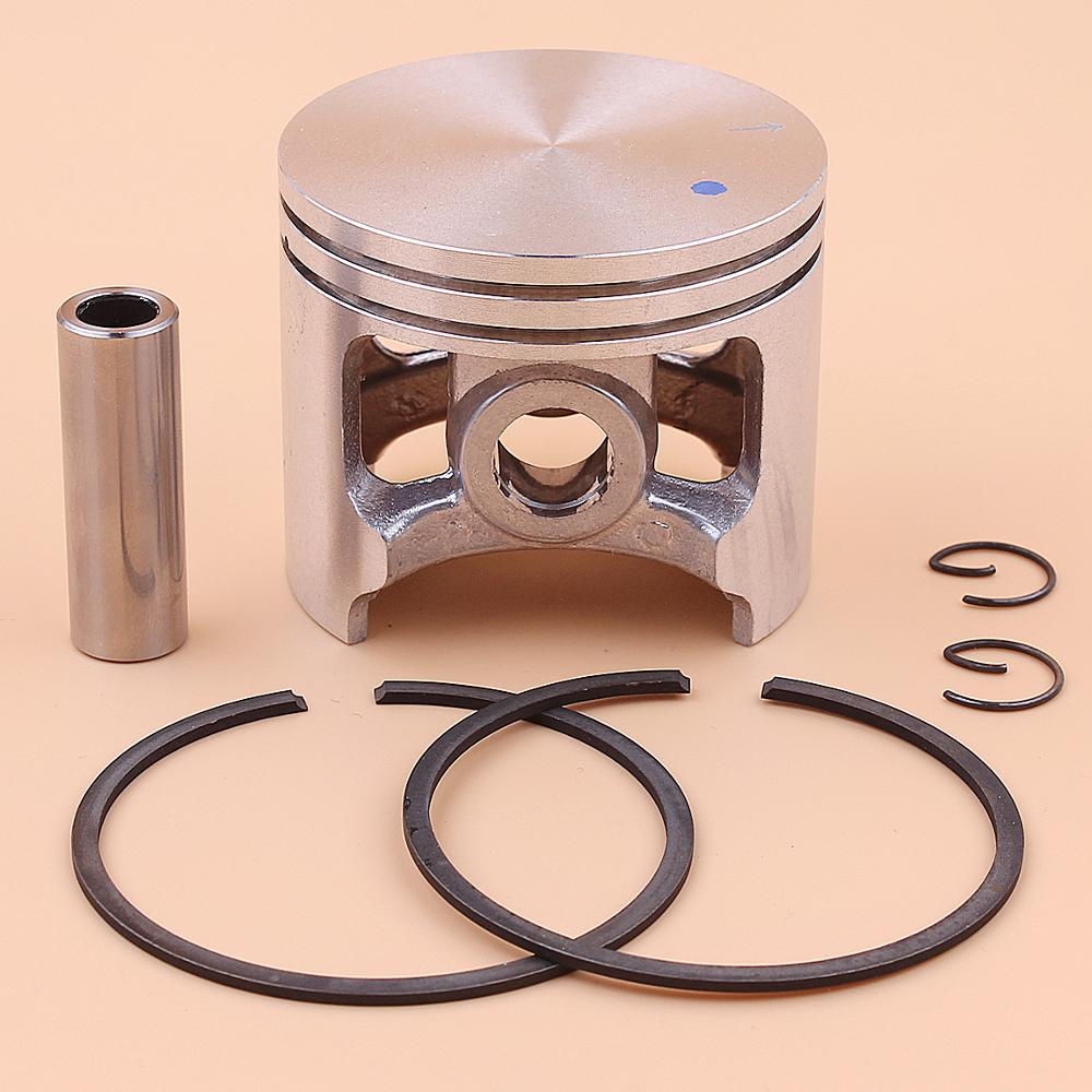 60mm Piston Pin Ring Circlip Kit For Partner Husqvarna K1250 K1260 3120 3122 Chainsaw Part 501894103, 501 89 41 03