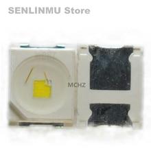 100PCS OSRAM TV backlight beads 1210 3528 2835 3V 1W 110l LM Cool white 15000K
