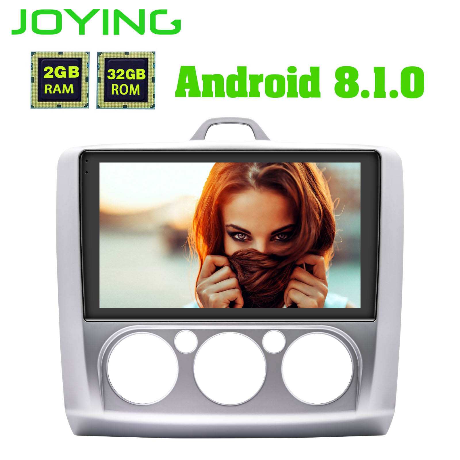 JOYING Octa Core 1 din Android 8 1 car dvd radio video player 2G 32G 9