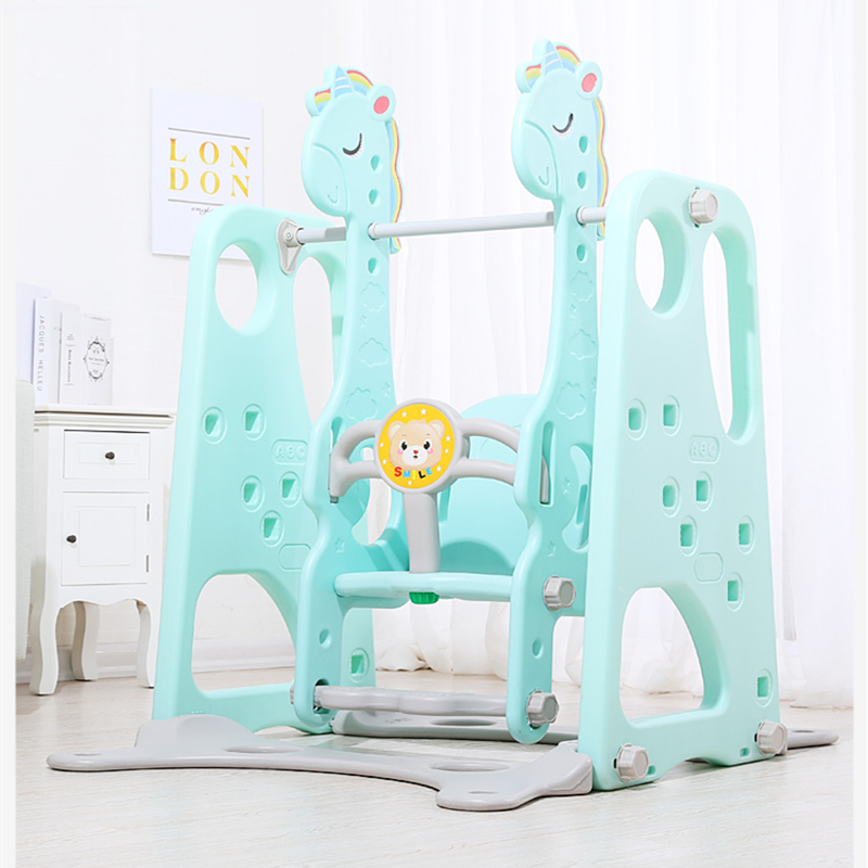 Children's Indoor Swing Swing Chair Baby Home Slide Swing Outdoor