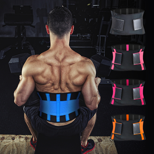Women Adjustable Waist Trainer Body Shapers Elastic Waist Support Belt Slimming Corset Waist Belt Sports Lumbar Back Sweat Belt 2