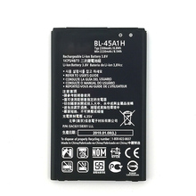 2pcs NEW Original 2300mAh BL-45A1H Battery For LG BL-45A1H High Quality Battery + Tracking Number new original touch screen tp04g bl c text high quality