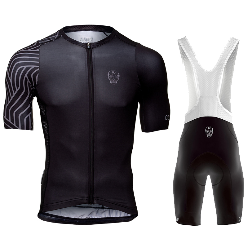 2020 GO Rigo Go Cycling Jersey Set Men Shirts Bike Shorts Summer Bicycle Suits Pro Team Clothing Colombia Ropa Ciclismo Maillot