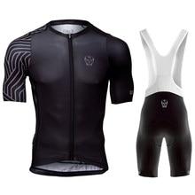 GO Rigo Go-Conjunto de Ropa de Ciclismo para hombre, camisetas y pantalones cortos de verano para equipo profesional, Maillot, 2020
