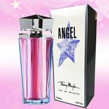 Free Shipping ANGEL Parfumes EAU DE PARFUM Lasting Original  Fragrance Parfum Pour Femme Sweat Perfumy Body Spray Women Parfum