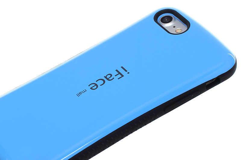 """Iface di Colore del Puntino di Polka del silicone protector Squishy di shell per il iphone 7 7plus plus caso 4.7 """"5.5"""" pollici della copertura posteriore della pelle"""