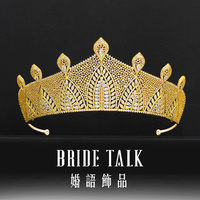Lager Adjustable Miss Univer Classic Princess Hair Jewelry Accessories For Party Prom Shows Headwear Pageant Crown Tiaras