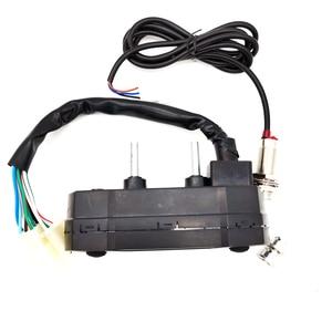 Image 5 - Universal motorcycle speedometer digital odemeter electric injection carburetor meter