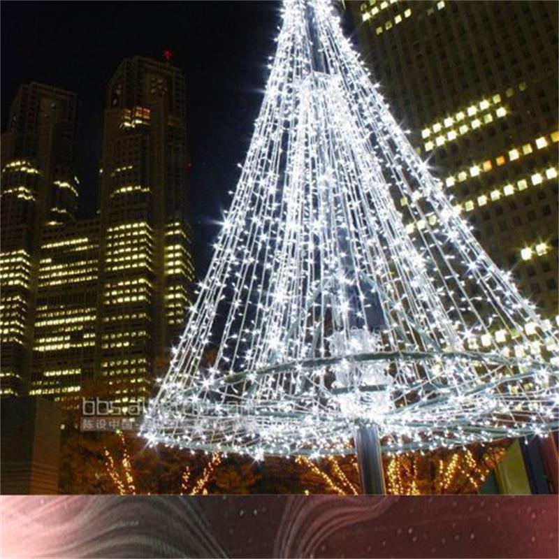 RU.Stock 100-800 LEDs 220V Led Curtain String Lights Xmas Tree Fairy Light Decorative Holiday Lighting Garden Decoration IML