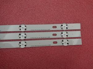 Image 5 - 15 pz/lotto striscia di retroilluminazione a LED per LG UF64_UHD_A 43LH60_FHD_A Tipo 43LH604V 43UF6407 43LH604V 43UF6400 43UF640V 43UF6030