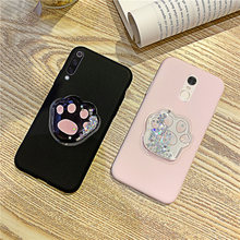Lovely Drink Cup Case for Xiaomi Redmi Note 8 7 5A 6 Pro 5 Pro Global 4X 3 Redmi S2 Go Cute Squishy Bear TPU Cover(China)