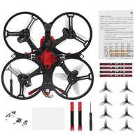 HGLRC MotoWhoop 85mm Radstand F411 Flight Controller 13A ESC FPV Racing Drone Fernbedienung Quadcopter