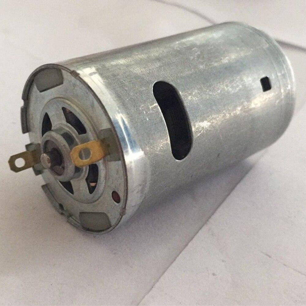Front Ball Bearing 555 DC Motor
