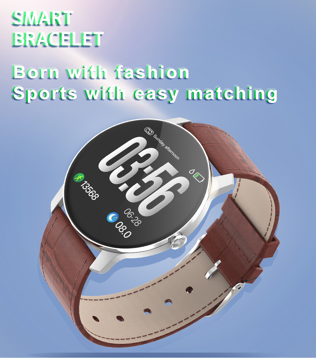 Smart Watch 2020 IP67 Waterproof Heart Rate Blood Pressure Monitoring LEMFO Men smart watches for Android IOS