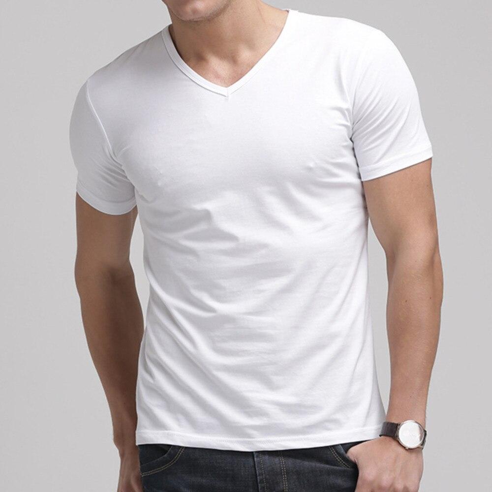 95% Cotton 5% Spandex Bodysuit Men White Undershirt V Neck Sexy Canottiera Sous Vetement Homme Navy Black Fitness Atlet Summer