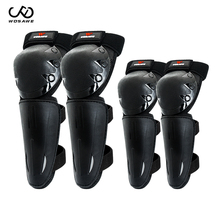 WOSAWE Child Outdoor Sports Knee Guards Elbow Guards  Impact Resistant Protective Gear Skating Bicycle Protection Kneepads
