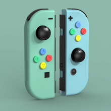 Animal Crossing Edition Case For Nintend Switch Shell Separated Cover Protective Case for Nintend Switch Joycon Controller Shell