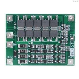Баланс баланса 4S 40A литий-ионный аккумулятор 18650 зарядное устройство PCB плата защиты BMS сбалансированный заряд для бурильного двигателя 14,8 в ...