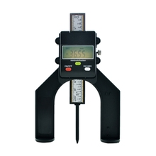 Hand-Routers Table-Saw Woodworking Magnetic LCD OOTDTY for Milling-Cutter 80mm Depth-Gauge