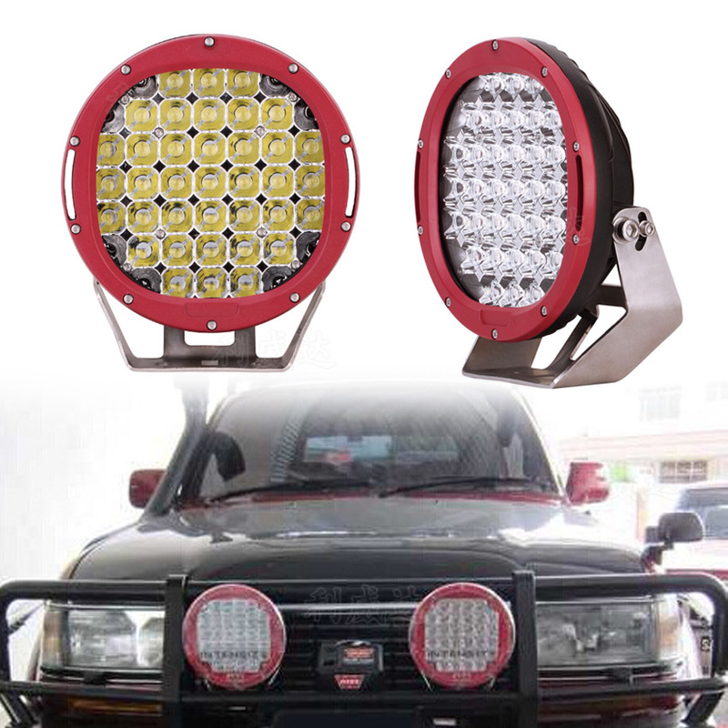 The Vectra Off-road Vehicles Refitted Auxiliary Lighting Power Of 111 W Led Work Light Auto Lamp