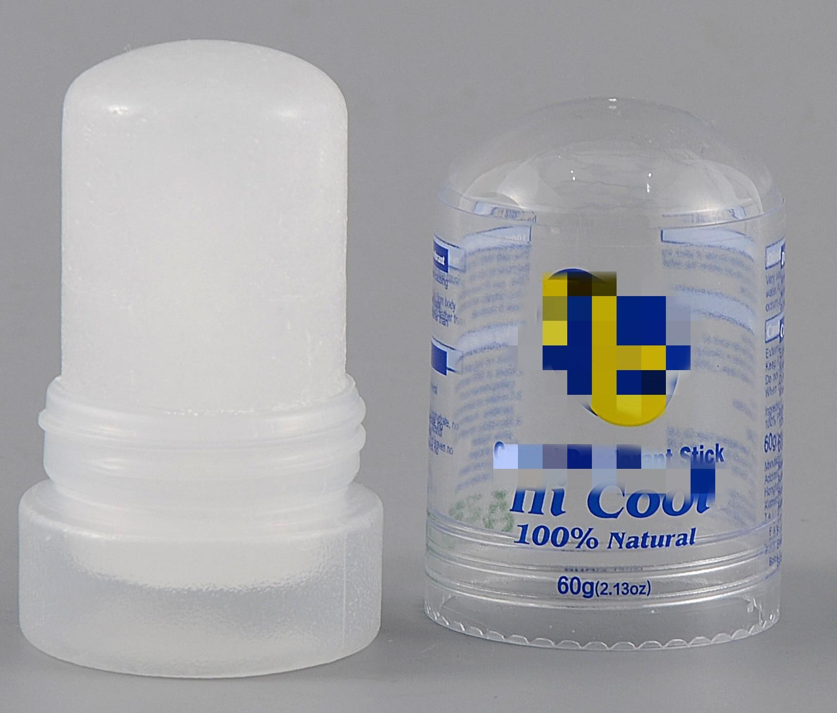60g Alum Stick Deodorant Stick Antiperspirant Stick Alum Crystal Deodorant Underarm Removal For Women Man