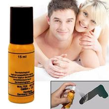 Enlargement Cream Man Lasting Erection Sex Products Spray Keep Long Time Extenal 15ML Men Delay