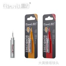 QIANLI 936 عالمي نوع الحديد رئيس سخان تلميح لحام خالي من الرصاص المشترك حياة طويلة للكهرباء سبيكة لحام منصة لحام